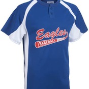 1200P Youth Line Drive 2-Button Jersey