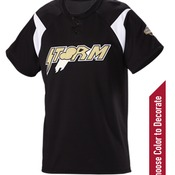 1204P Youth Pickoff Two-Button Jersey