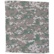 Small Camo Sport Towel