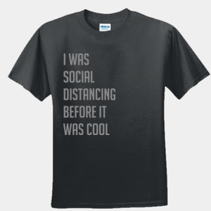 The Social Distancing Tee Thumbnail